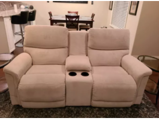 LAZY BOY SOFA AND POWER LOVESEST $2000