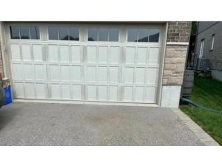 16x8 insulated garage door