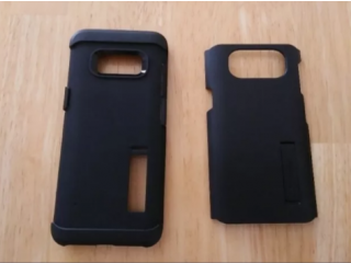 Spigen case (2 piece) for Samsung Galaxy S8