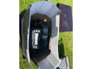 Pioneer stereo and Siris radio
