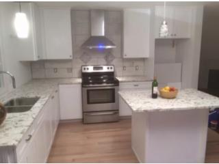 Kitchen Cabinet Installer, Vanity Cabinets, Renos