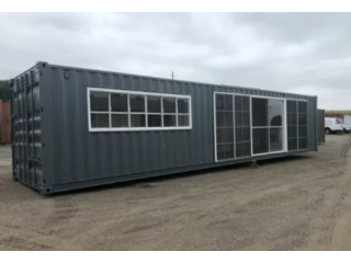 Container Sunrooms