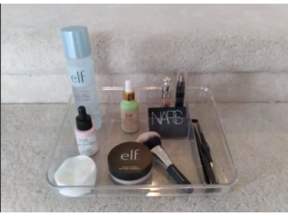 Hair Products, Skin Care, Makeup Organizers
