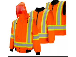 High Visibility Work Wear, Safety Clothing Gear Hi Vis Clothing