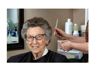 Hairstylist for Seniors