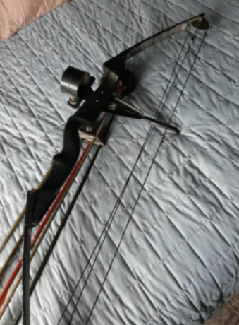 compound-bow-for-hunting-or-target-practice-big-0