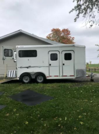 2018-adam-horse-trailer-2-horse-bumper-pull-big-0