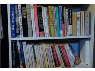 525 Books Collection $395 -Wealth, Health, Self-improvement ...