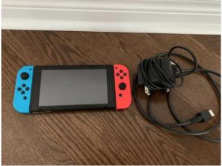 Nintendo Switch console - $150 no reserve