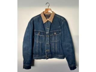 VINTAGE Lee Denim coat Sz 38