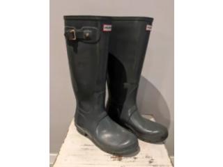 Grey Hunter Boots Women EU 37
