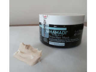 Hamadi Deep Conditioning and Damage Repair Shea Hair Mask 4 floz