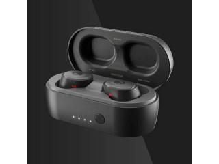 Sesh Evo True Wireless Earbuds, True Black