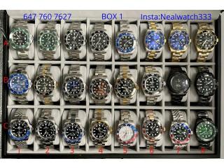 Swiss brand watches