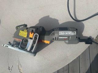 ROCKWELL 4-Amp Corded Circular Saw
