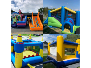 Bounce Houses for Rent!