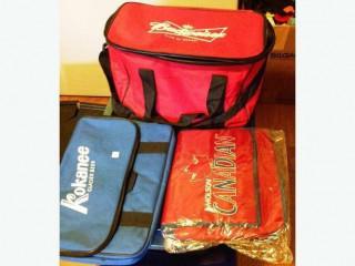 Cooler Bags.