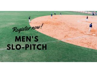 Saturday Men's Slo-Pitch Mississauga