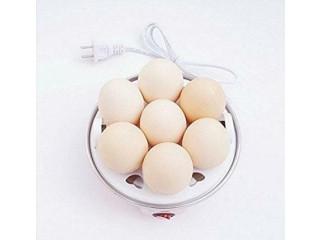 Egg Cooker, Egg Steamer, Electric Poacher for 7 Egg Capacity