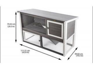 Rabbit Hutch or Chicken coop