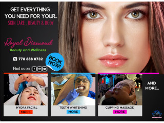Get everything you need for your.HAIRS, BEAUTY & BODY