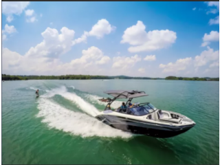 CHEAPEST IN CANADA!! Yamaha 242XE Jet Boat with Captain