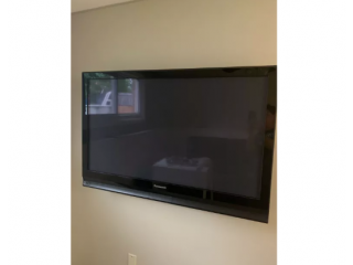 55 plasma tv with wall mount